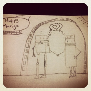 Dreamlovers… Robot style.